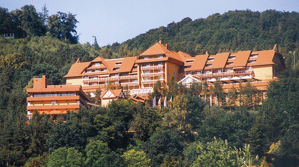 Romantische Fuldatal Gobels Hotel Rodenberg Tour Vital Reisen